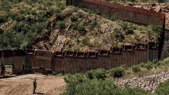 「メキシコ国境に壁」はどれだけ現実的なのか
