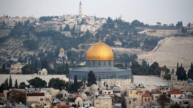 米国が突然エルサレムを首都に認定する事情