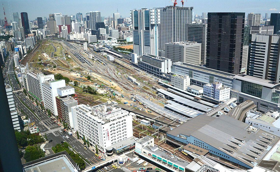 JR東日本、「品川再開発」には不安がいっぱい   駅・再開発 ...