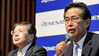 Renesas to Cut More Employees