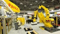 The Bud of Fanuc's Regrowth Is Not Just from the iPhone