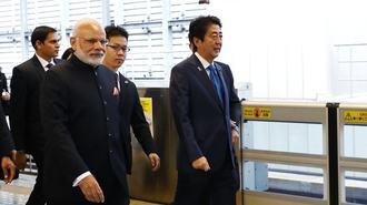 インド「高速鉄道」の裏で、もう一つの提案