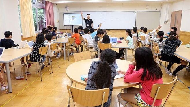 IT教育に懸ける、小さな公立小学校の挑戦