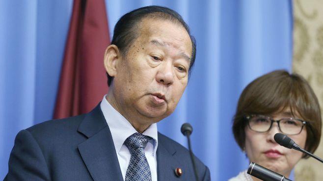 二階氏の「小池知事支援宣言」にざわめく自民党