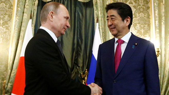 日本はいまロシアと組む絶好のチャンスだ