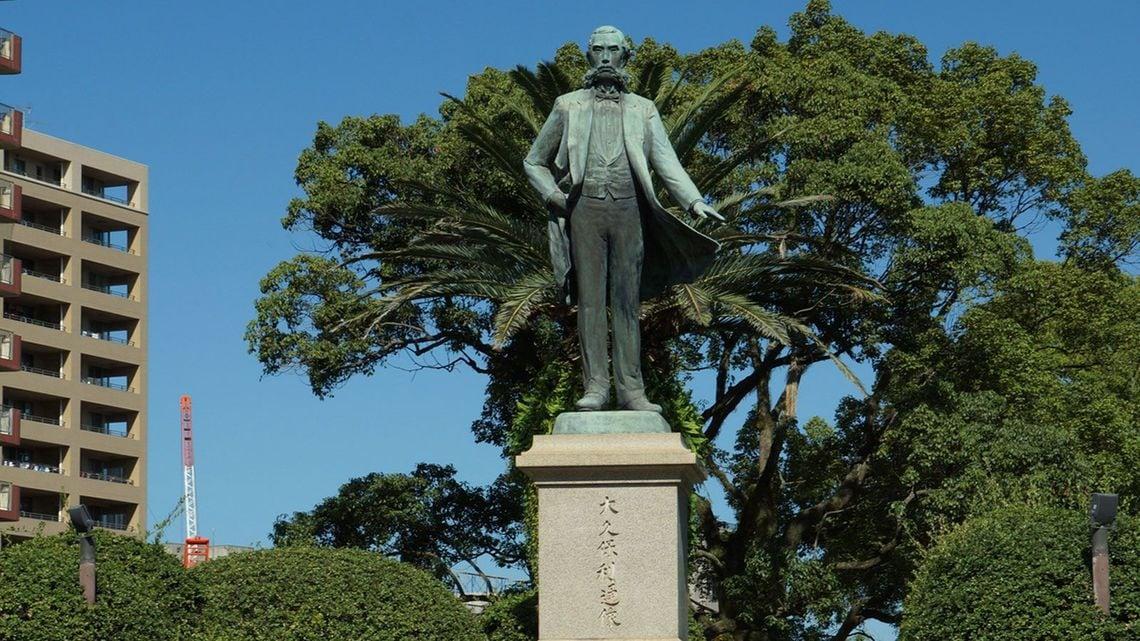 明治維新150年」を祝わない日本人...