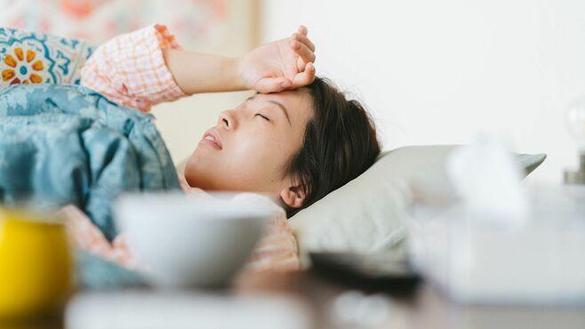 インフルエンザが9月なのに流行し始めた理由