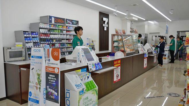 セブン、1万店で挑む「売り場大改装」の勝算