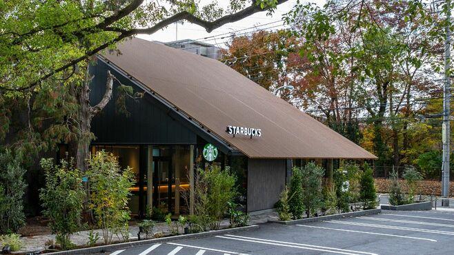 「スタバ×町の老舗喫茶店」が生む新たな憩いの場
