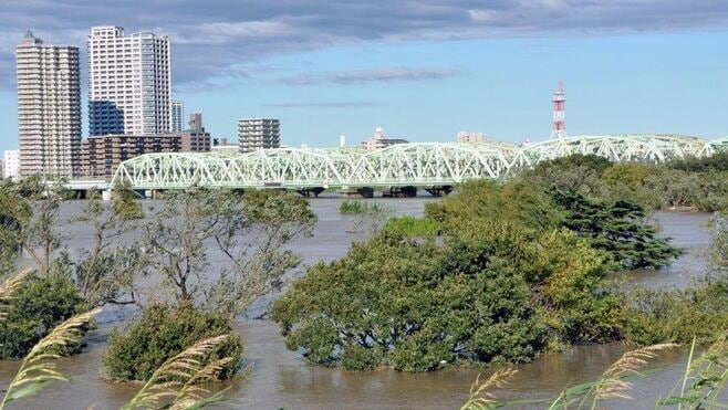 NHKで話題、「荒川決壊」が鉄道に与える深刻度