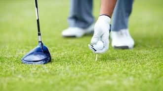 ゴルフで「飛距離」を縮める、間違った習慣3つ