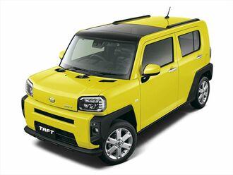 ダイハツの「ジムニー対抗車」は本当に出るのか