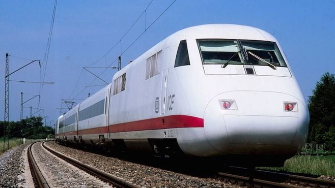 新幹線を超えろ!日独仏「高速鉄道の攻防」