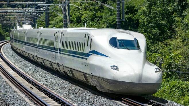 営業デビュー、新型新幹線「N700S」の乗り心地