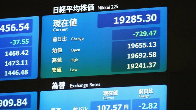 日経平均が2万4270円を更新する条件は?