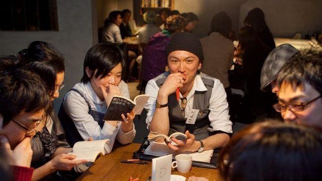 カップルが続々誕生、日本最大読書会の秘密