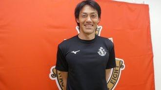 元日本代表・楢崎正剛が42歳の今も戦う矜持