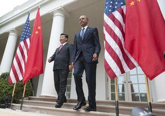 米国にとって中国は本当に手強い相手なのか
