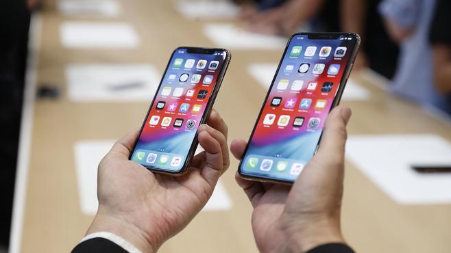 新iPhone「ゴールドXS Max」の異次元迫力