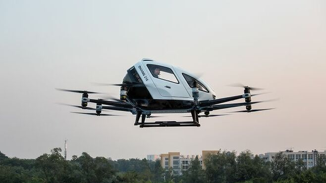 中国の「空飛ぶ車」赤字続きと粉飾疑惑の二重苦