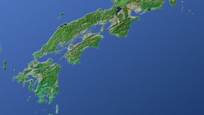 次の大地震は伊予灘・薩摩西方沖を警戒せよ