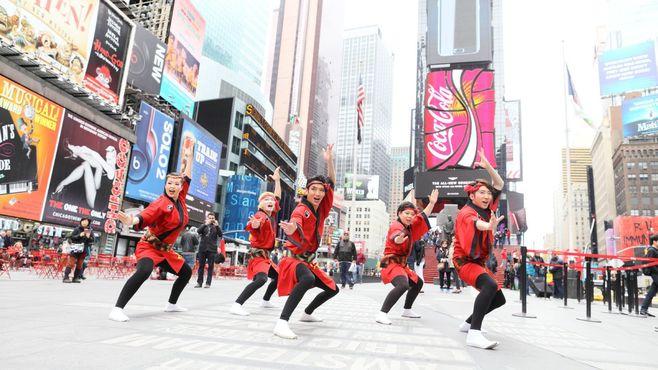 海外で大絶賛される「阿波踊り集団」の正体