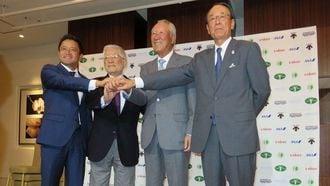青木&倉本会長は男子ツアーを再興できるか