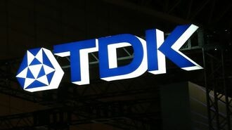 TDKが下方修正、消えた電子部品の楽観ムード
