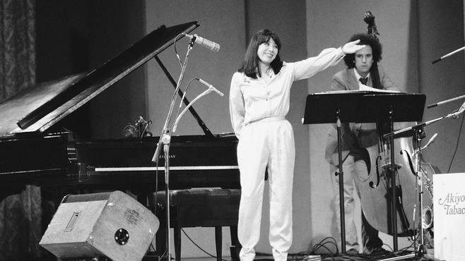 ジャズの本場で認められた秋吉敏子の軌跡