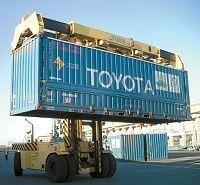 """""""トヨタ列車""""が大増発 部品輸送を船舶から貨物列車へ カイゼン進めコスト効率も向上"""