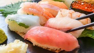 日本人男性の「寿司・ラーメン離れ」意外な実態