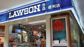 ローソンが中国で取り組む「先進店舗」の正体