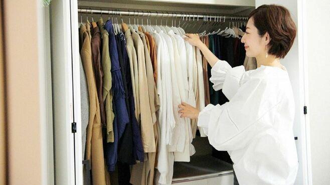 「クローゼットにたまる服」を上手に手放す技術