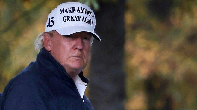 敗北を認めないトランプ大統領は何を狙うのか