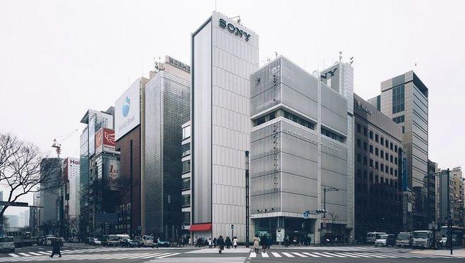 ソニーが「新銀座ビル」に込めた復活への誓い