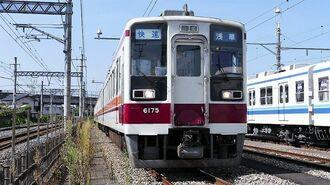 東武6050型、ローカル列車でも色あせない風格