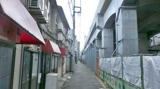 違法風俗店街が変身!「黄金町」高架下の挑戦