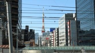 「東京タワー」が新幹線から見えるのは何秒か