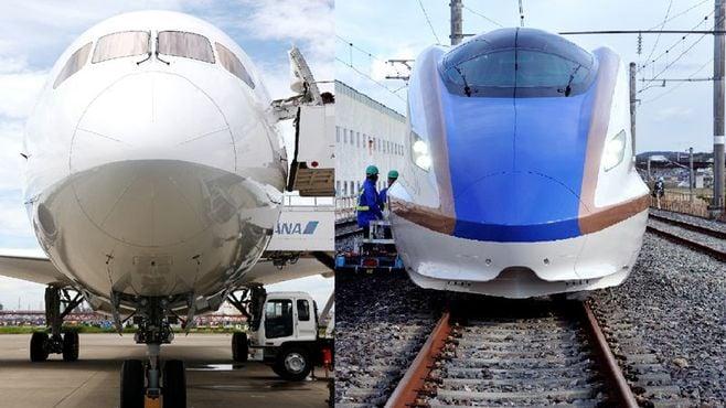 新幹線vs.航空「30年戦争」の勝者はどちらか
