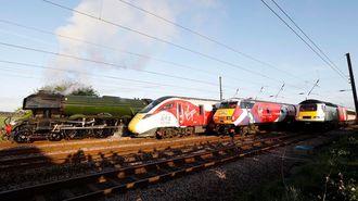 英国で「新幹線」がSLを従えて走行したワケ