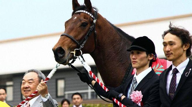 サトノダイヤモンド、ダービー制覇ならず!