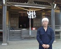 いわき・久ノ浜で復興の核となる神社、物資供給や戸別調査もこなす神主
