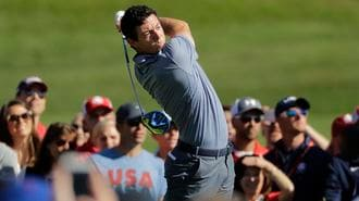 ナイキのゴルフ用具撤退で始まる選手争奪戦