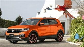 VW「T-Cross」はC-HRやヴェゼルに勝てるか
