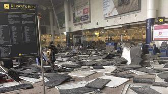 ブリュッセル連続テロは「IS弱体化」の証だ