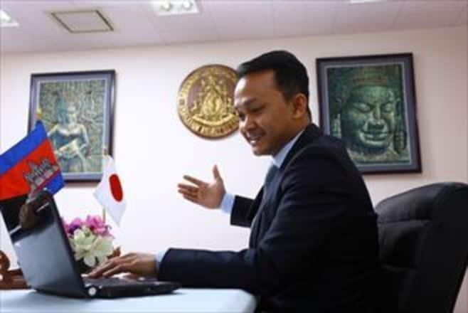 カンボジア人に学ぶ、「恩返し」の作法