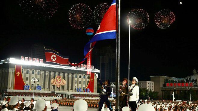 北朝鮮の軍事パレード「映え」の演出は何のため