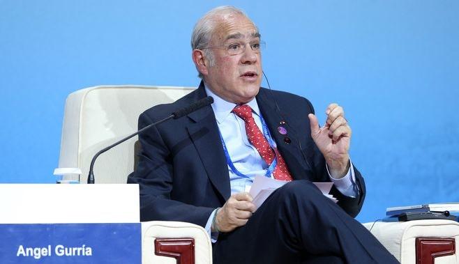 OECD事務総長、「多国籍企業に対抗せよ」