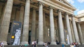 大英博物館で異例ずくめのマンガ展開催の意味