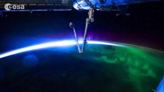 「美しい星、地球」を体感できる6分の映像